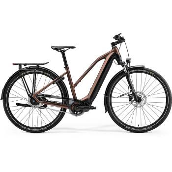 Bicicleta electrica Merida...